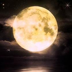 Луна Июнь