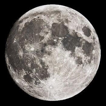 Луна Февраль 2019