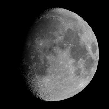 Луна Октябрь 2019